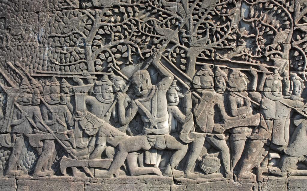 Le Bayon (Angkor Thom)